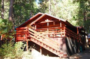 23 Arnett's Cabin, Case vacanze  Wawona - big - 1