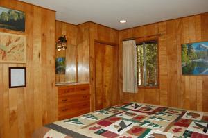 23 Arnett's Cabin, Holiday homes  Wawona - big - 18
