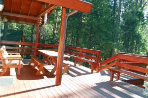 23 Arnett's Cabin, Case vacanze  Wawona - big - 22