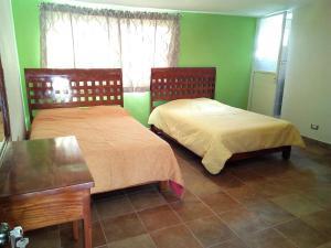 MJ Habitaciones Puebla., Pensionen  Puebla - big - 21