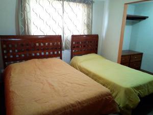 MJ Habitaciones Puebla., Pensionen  Puebla - big - 15