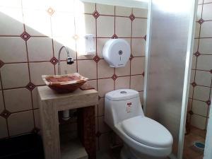 MJ Habitaciones Puebla., Guest houses  Puebla - big - 8