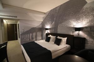 Queen's Hotel, Отели  Скопье - big - 10