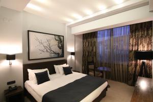 Queen's Hotel, Отели  Скопье - big - 20