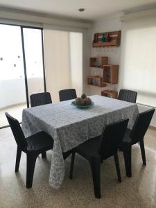 Mirador del Cabrero, Appartamenti  Cartagena de Indias - big - 9