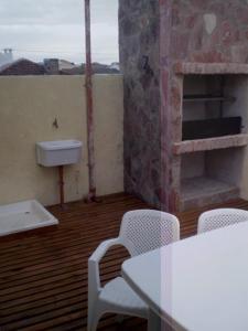 Departamentos El Pasaje, Ferienwohnungen  Balneario Claromecó - big - 14