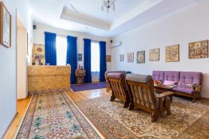 Al Amin, Bed and breakfasts  Tashkent - big - 35