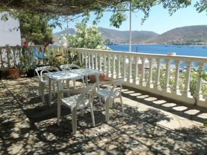 Alexandros Hotel, Hotels  Grikos - big - 15