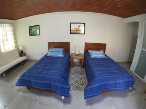 Casa el Huerto, Privatzimmer  Tequisquiapan - big - 2