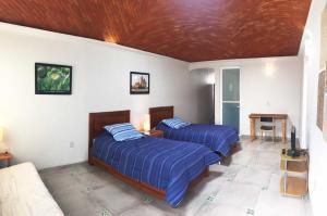 Casa el Huerto, Privatzimmer  Tequisquiapan - big - 6
