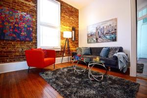 Downtown Memphis Shellcrest Apartments, Apartmány  Memphis - big - 3