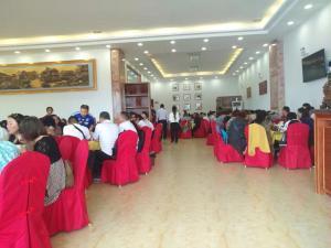 Macro Hotel, Szállodák  Phnompen - big - 23