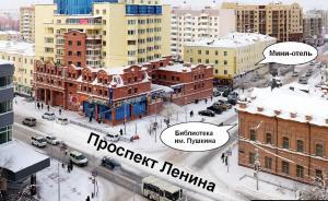 A picture of Mini hotel on Oktyabrskaya