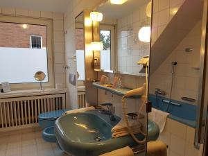 Hotel Villa Verde, Hotel  Düsseldorf - big - 5