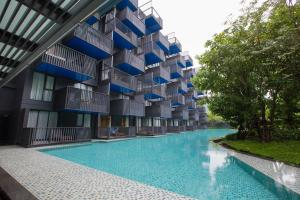 The Deck Condo Patong by VIP, Апартаменты  Патонг-Бич - big - 26