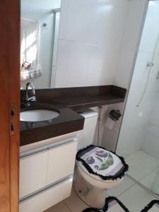 Apartamento Poli dos Lagos, Ferienwohnungen  Capitólio - big - 3