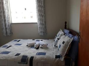 Apartamento Poli dos Lagos, Ferienwohnungen  Capitólio - big - 12