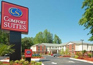 Nearby hotel : Comfort Suites Morrow
