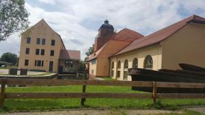 Gasthaus Schillebold, Мини-гостиницы  Пайц - big - 56