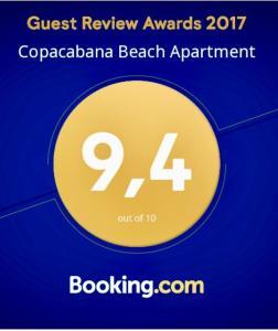 Copacabana Beach Apartment, Apartments  Rio de Janeiro - big - 28