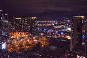 Southbank Skyhigh, Apartmanok  Melbourne - big - 4