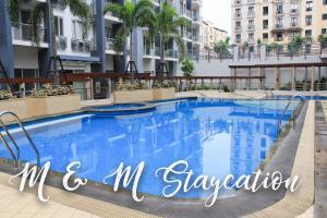 M & M Staycation, Appartamenti  Manila - big - 24