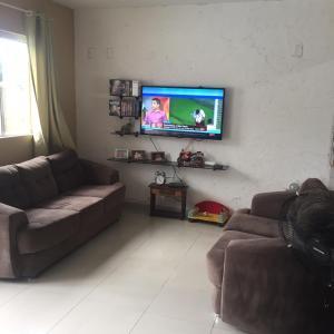 Casa Para Temporada Em Florianopolis, Dovolenkové domy  Florianópolis - big - 21