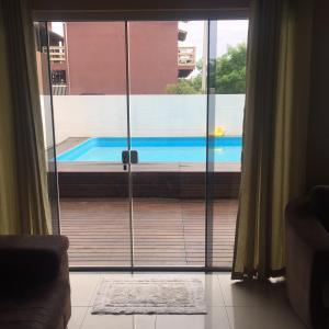 Casa Para Temporada Em Florianopolis, Dovolenkové domy  Florianópolis - big - 23