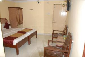 Hotel Bhavani Lodge, Hotels  Hyderabad - big - 21