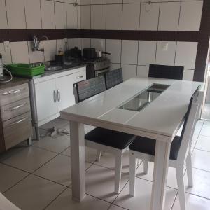 Casa Para Temporada Em Florianopolis, Dovolenkové domy  Florianópolis - big - 9