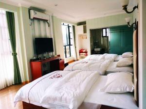 Pan Shan Hotel, Szállodák  Csengtu - big - 3