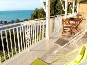 Villa Papaye, Apartmány  Deshaies - big - 1
