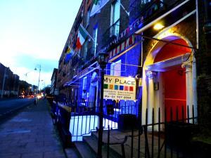 obrázek - My Place Dublin Hostel