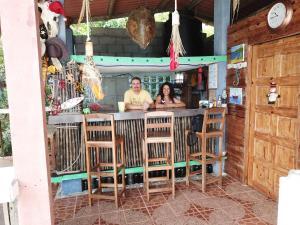 La Tortuga Chalet, Holiday homes  Las Tablas - big - 10