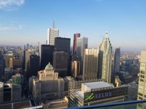 Premium Suites - Furnished Apartments Downtown Toronto, Apartmanok  Toronto - big - 44