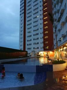 KIM's PLACE in AMAIA SKIES STA MESA, Проживание в семье  Манила - big - 5