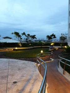 KIM's PLACE in AMAIA SKIES STA MESA, Проживание в семье  Манила - big - 3