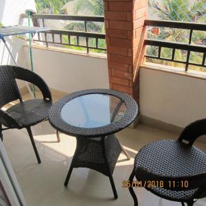 Apartment C 403, Apartmány  Arpora - big - 15