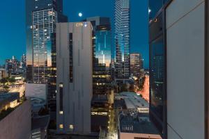 Southbank Skyhigh, Apartmanok  Melbourne - big - 29
