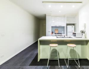 Southbank Skyhigh, Apartmanok  Melbourne - big - 26