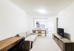 Southbank Skyhigh, Apartmanok  Melbourne - big - 25