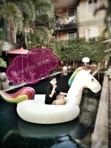 102 Residence, Hotely  San Kamphaeng - big - 107