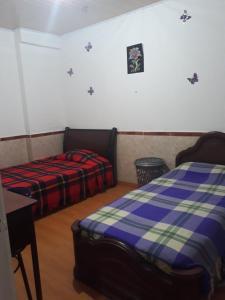 Ruge's House, Pensionen  Bogotá - big - 7