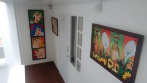 Ruge's House, Pensionen  Bogotá - big - 11