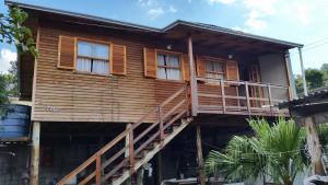 Casa de madeira em Caxias do Sul, Prázdninové domy  Caxias do Sul - big - 1