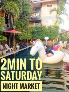 102 Residence, Hotely  San Kamphaeng - big - 108