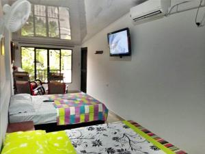 aparta hotel doradal, Apartmány  Doradal - big - 6
