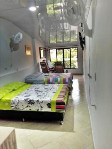 aparta hotel doradal, Apartmány  Doradal - big - 7