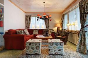 Chalet Drusa, Apartmány  Klosters Serneus - big - 1