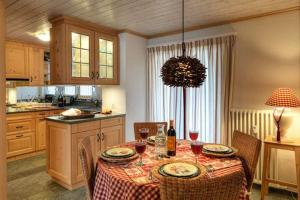 Chalet Drusa, Apartmány  Klosters Serneus - big - 4